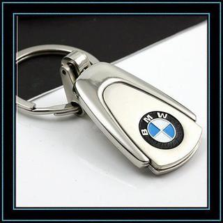 BMW シルバー キーホルダー 新品未使用 メタル