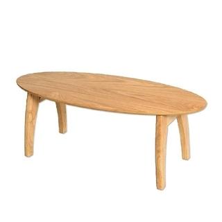 新品★タンスのゲン オーバルテーブル 折りたたみ ローテーブル 完成品 オーク