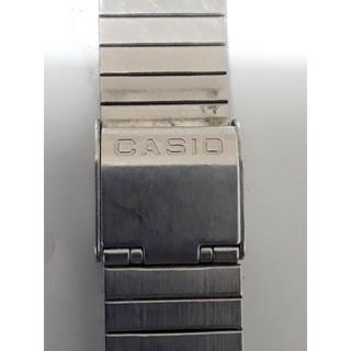 CASIO - 【ラグ幅18mm対応】CASIO純正STAINLESS STILL腕時計ベルト♪