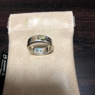 ガルニ(GARNI)のgarni リング  平打ち 大人気モデル 15号(リング(指輪))