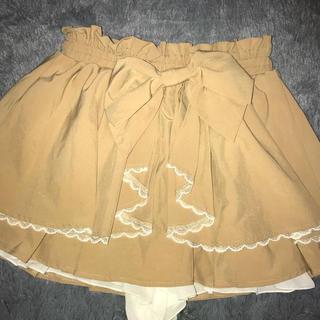リズリサ(LIZ LISA)のレーススカート(ミニスカート)