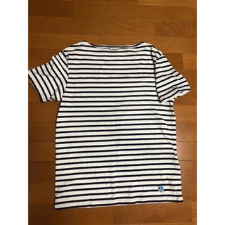 オーシバル(ORCIVAL)のオーチバル ボーダーTシャツ(Tシャツ/カットソー(半袖/袖なし))