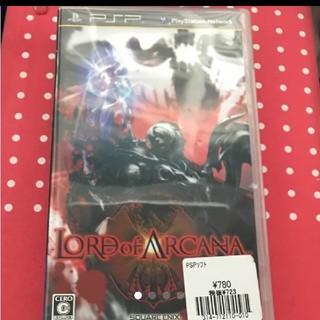 PlayStation Portable - ロード オブ アルカナ