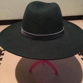 お値下げ!新品未使用たぐ付き!アングリッド 素敵な秋冬 帽子