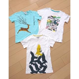 アルマーニ ジュニア(ARMANI JUNIOR)のARMANI JUNIOR♡Tシャツ3着セット(Tシャツ/カットソー)