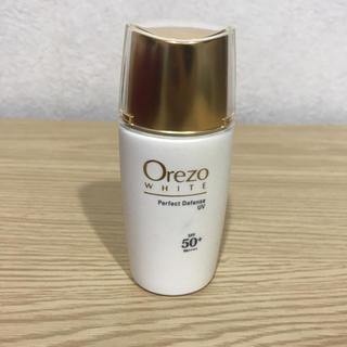 オレゾ(Orezo)のオレゾ ホワイト パーフェクトディフェンスUV(日焼け止め/サンオイル)