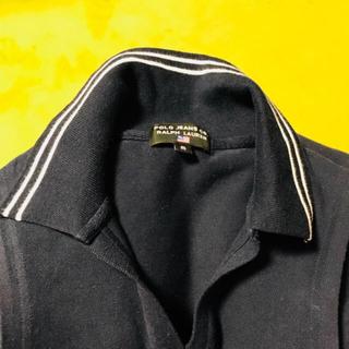 ポロラルフローレン(POLO RALPH LAUREN)のポロジーンズ ノースリーブ ポロシャツ S ラルフ・ローレン(ポロシャツ)