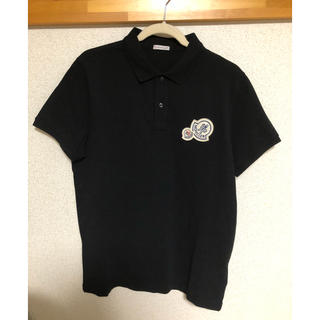 モンクレール(MONCLER)のモンクレール Moncler ダブルワッペン ポロシャツ(ポロシャツ)