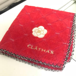 クレイサス(CLATHAS)のclathas ハンカチ(ハンカチ)
