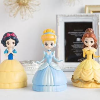 ディズニー(Disney)のガチャガチャ プリンセス 新品未開封(その他)