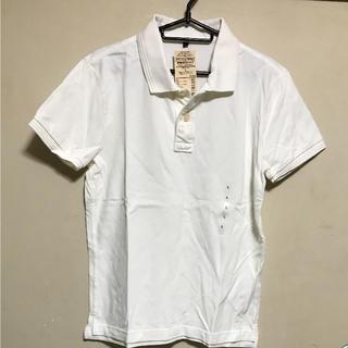 MUJI (無印良品) - 値下げ!無印良品 メンズ ポロシャツ Lサイズ