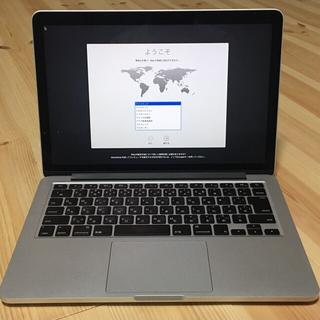 マック(Mac (Apple))のMacBook Pro 13-inch, Early2015, 256GB(ノートPC)