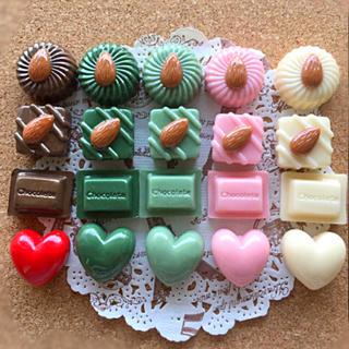 チョコレートピアス 600円(ピアス)