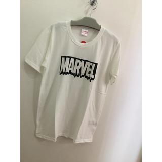 ナイキ(NIKE)のmarvel黒(Tシャツ(半袖/袖なし))