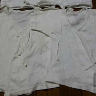 コンビ(combi)のベビー肌着50センチ(肌着/下着)