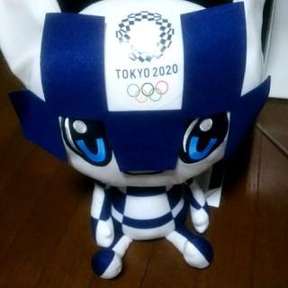 セガ(SEGA)の東京オリンピック マスコット ミライトワ(ぬいぐるみ)