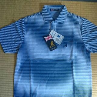 カンゴール(KANGOL)の新品未使用ポロシャツM2枚(ポロシャツ)