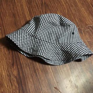 MUJI (無印良品) - 無印良品 ハット 帽子 レディース美品