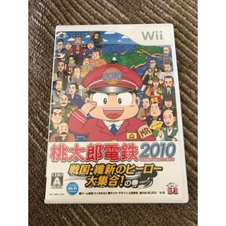 ウィー(Wii)のwii 桃太郎電鉄 2010(家庭用ゲームソフト)