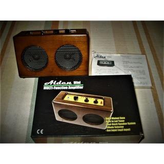 レトロ調 Alden mini ミニギターアンプ(ギターアンプ)