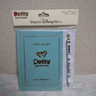 Disney - ダッフィー スケジュール帳2019