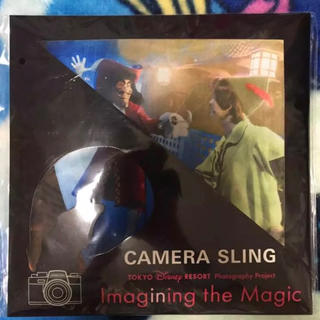 ディズニー(Disney)の【Disney】ピーターパンカメラスリング(ケース/バッグ)