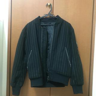 ジーユー(GU)のジャケット(スタジャン)