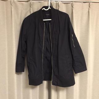 レイジブルー(RAGEBLUE)のRAGEBLUE bomber jacket ボンバー ブルゾン L(ブルゾン)