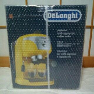 デロンギ(DeLonghi)の新品 エスプレッソ マシン(エスプレッソマシン)