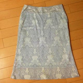 値下げ!シルバーラメ☆スカート(ミニスカート)