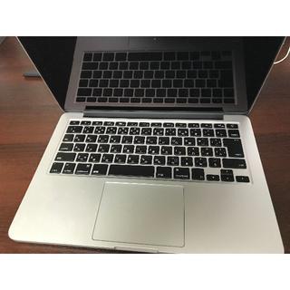 マック(Mac (Apple))のMacBook Pro Retina 2012(MD212J/A)(ノートPC)