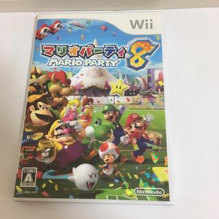 ウィー(Wii)のマリオパーティ8(家庭用ゲームソフト)