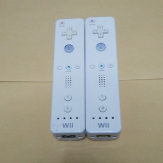 Wii - Wiiリモコン2個セット ホワイト