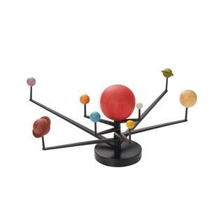 MUJI (無印良品) - 無印良品 廃盤品 木製太陽系