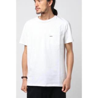Sサイズ!apcTシャツ アーペーセーTシャツ、APC  Tシャツ