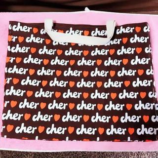 シェル(Cher)のシェル ビッグトートバッグ!(トートバッグ)