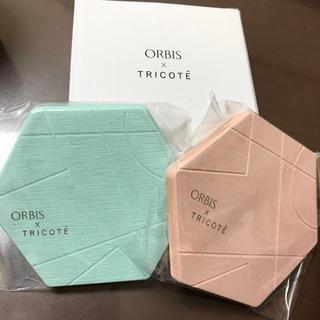 ORBIS - 珪藻土ペアコースター#ORBIS × TRICOTE