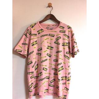シックスシックスシックス(666)の美品 SexPistols セックスピストルズ 総柄 Tシャツ XPV(Tシャツ(半袖/袖なし))