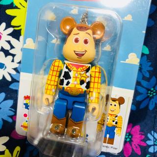 【新品・未開封】ピクサー ベアブリック ウッディ トイストーリー ディズニー