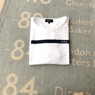 アーペーセー(A.P.C)の連休期間値下げ!APC Tシャツ 完売商品(Tシャツ/カットソー(半袖/袖なし))