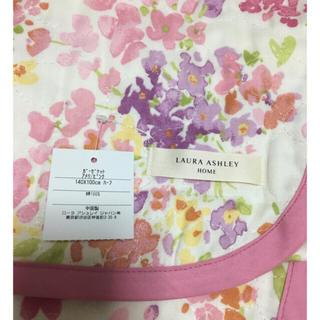 ローラアシュレイ(LAURA ASHLEY)の☆期間限定特別価格☆ローラアシュレイ♡ガーゼケット  ハーフ(タオルケット)