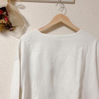 太番手 ドロップショルダー Tシャツ