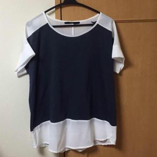 イーブス(YEVS)のYEVS 半袖カットソー(Tシャツ(半袖/袖なし))