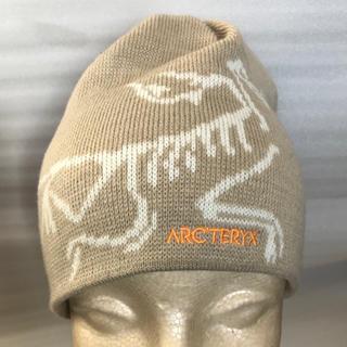 アークテリクス(ARC'TERYX)のARC' TERYX アークテリクス/ニット帽/ベージュ(ニット帽/ビーニー)