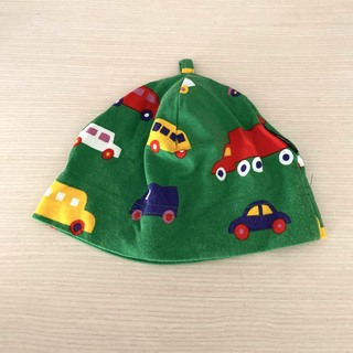 マリメッコ(marimekko)の美品 marimekko 帽子(帽子)