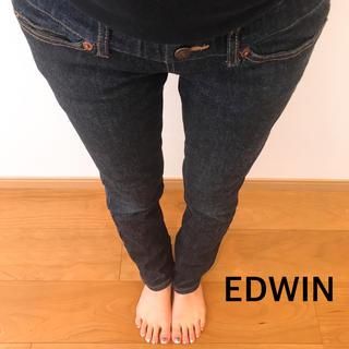 EDWIN - EDWIN❤︎マタニティデニム