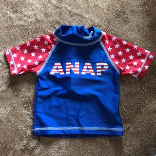 アナップキッズ(ANAP Kids)のANAP ラッシュガード 80㎝(水着)