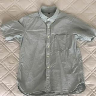 MUJI (無印良品) - シャツ 無印良品