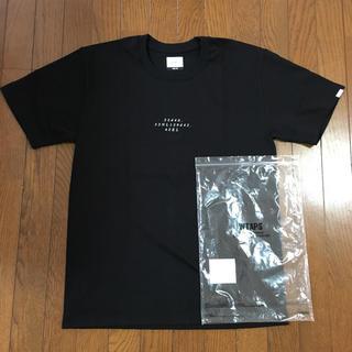 ダブルタップス(W)taps)のWTAPS wtaps ダブルタップス 18ss バックプリントtシャツ (Tシャツ/カットソー(半袖/袖なし))