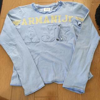 アルマーニ ジュニア(ARMANI JUNIOR)のアルマーニジュニア 長袖 12A(Tシャツ/カットソー)